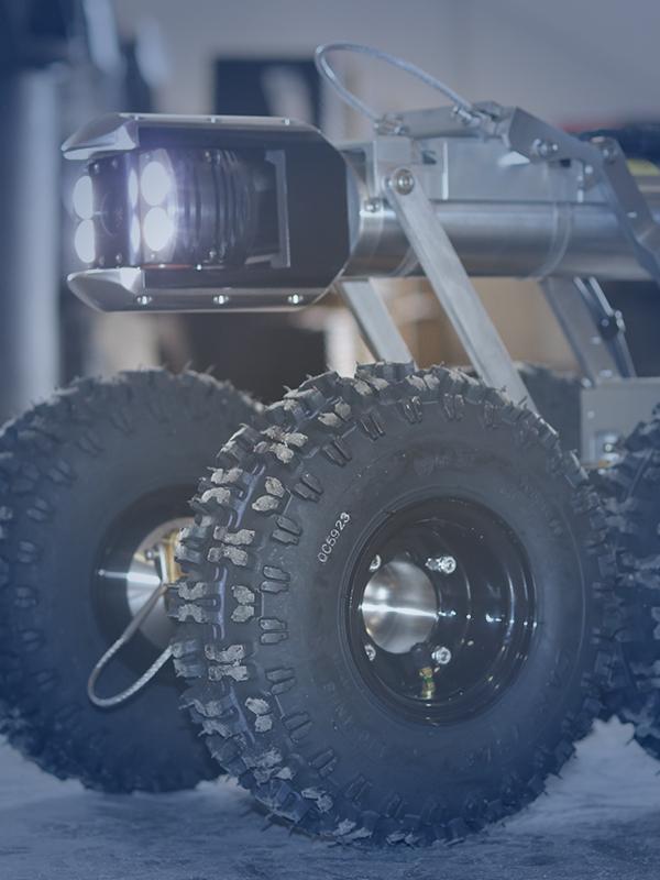 CCTV Pipeline Inspection & Restoration