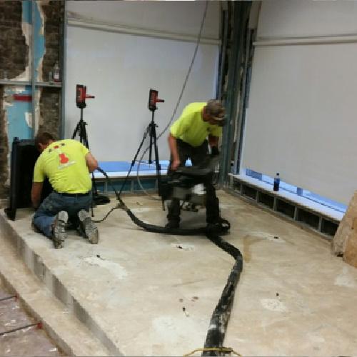 Foundation & Slab Lifting