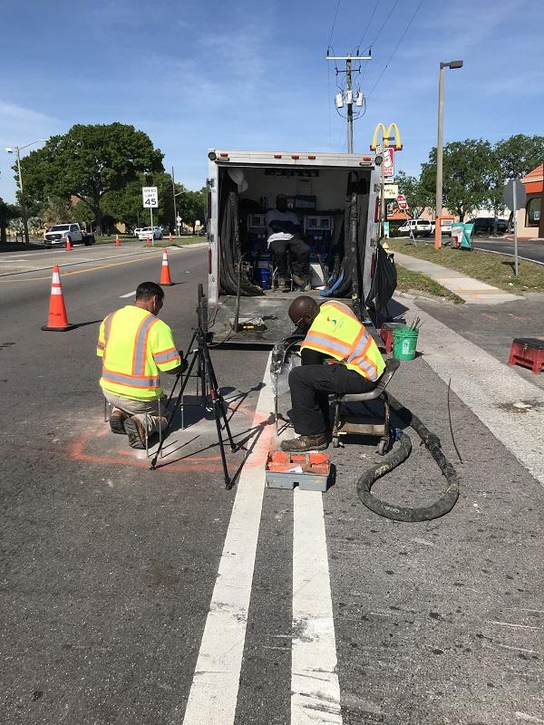 Roadway & Pavement Lifting & Repair