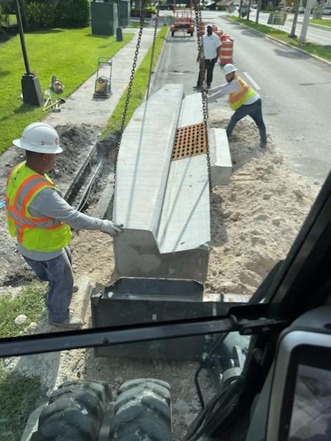 storm drain repair
