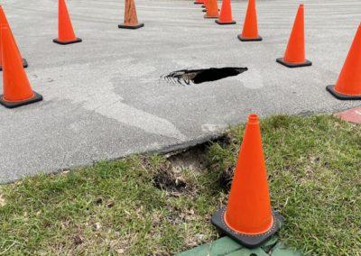 Sinkhole Repair & Remediation Shenandoah 2021051005