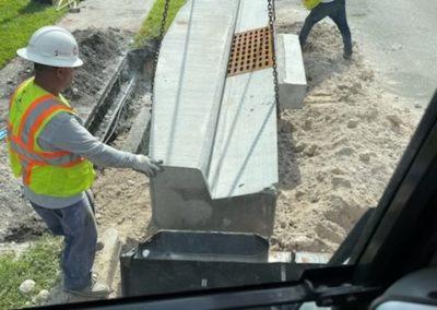 Storm Drain Replacement & Restoration Hallandale Beach FL Shenandoah 20211705