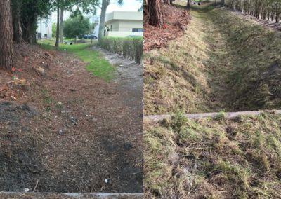 Swale & Culvert Repair & Restoration Naples Shenandoah 20212105